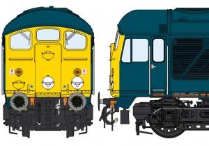 Class 24 BR Blue – TOPS