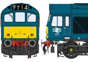 Class 25/3 BR Polyurethane Blue