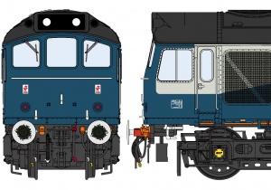 Class 97/2 BR Blue/Grey – ETHEL