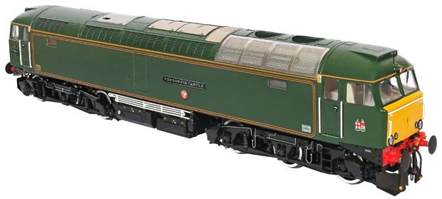 Class 57/6 No. 57604