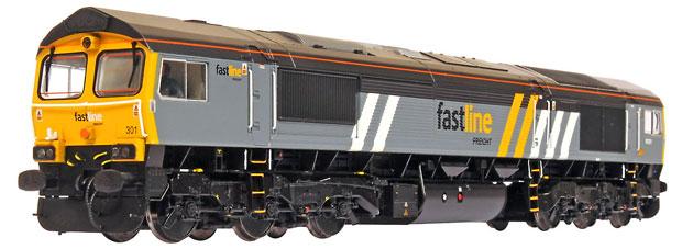 Class 66/3 No. 66301