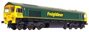 Class 66/5 No. 66501