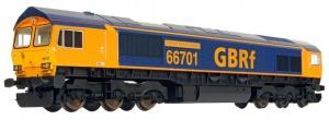 Class 66/7 No. 66701