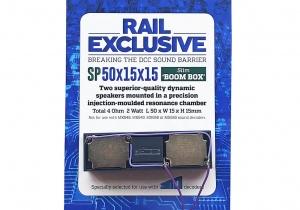 SP50x15x15 'Slim Boom Box' Speaker
