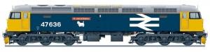 Class 47/4 No. 47636